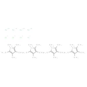 Chloro(pentamethylcyclopentadienyl)ruthenium(II) tetramer