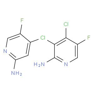 4-chloro-5-fluoropyridine-2-amine
