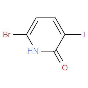 6-Bromo-3-iodopyridin-2-ol