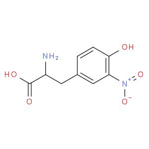 3-NITRO-D-TYROSINE