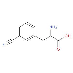 D-3-Cyanophenylalanine