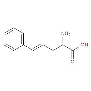 (R)-2-Amino-5-phenylpent-4-enoic acid