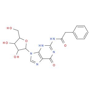 N2-Phenylacetyl guanosine