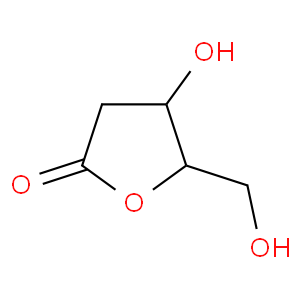 (4S,5R)-4-Hydroxy-5-(hydroxymethyl)dihydrofuran-2(3H)-one