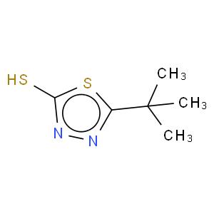 5-tert-butyl-3H-[1,3,4]thiadiazole-2-thione