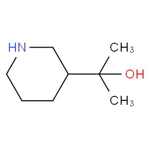 2-piperidin-3-ylpropan-2-ol