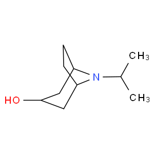 8-propan-2-yl-8-azabicyclo[3.2.1]octan-3-ol