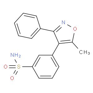 3-(5-Methyl-3-phenylisoxazol-4-yl)benzenesulfonaMide,