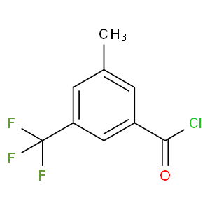 3-Methyl-5-(trifluoromethyl)benzoyl chloride
