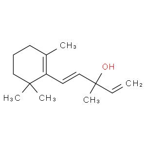 3-Methyl-1-(2,6,6-trimethylcyclohex-1-en-1-yl)penta-1,4-dien-3-ol