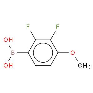Boronic acid, (2,3-difluoro-4-methoxyphenyl)-