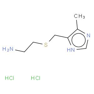 4-METHYL-5-[(2-AMINOETHYL)THIOMETHYL]IMIDAZOLE DIHYDROCHLORIDE
