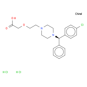 (R)-Cetirizine Dihydrochloride