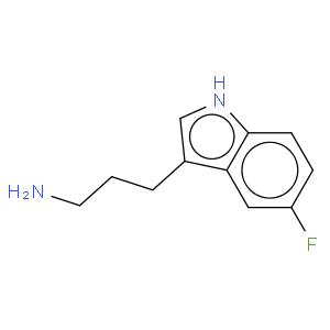3-(5-fluoro-1H-indol-3-yl)propan-1-amine