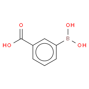 Benzoic acid, 3-borono-