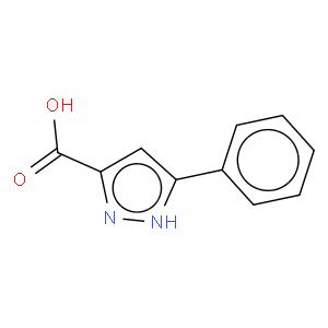 1H-Pyrazole-3-carboxylic acid, 5-phenyl-|Acadechem Company Limited